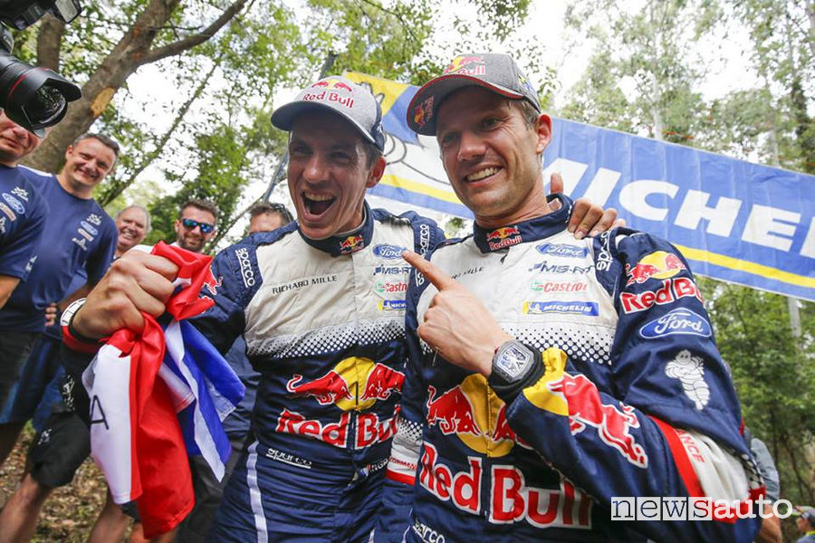 WRC 2018 classifica Rally Australia Ford M-Sport Ogier Campione del Mondo