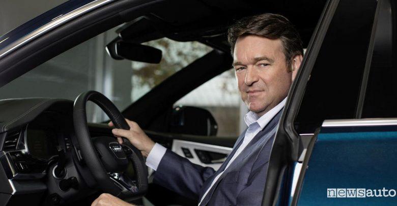 Presidente Audi Bram Schot