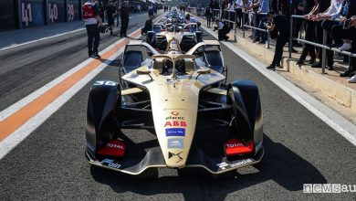 Formula E 2019 DS E-Tense FE19
