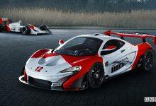 Supercar McLaren, livrea dedicata ad Ayrton Senna