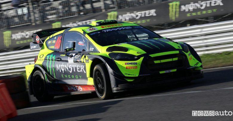 Monza Rally Show appuntamento orari info