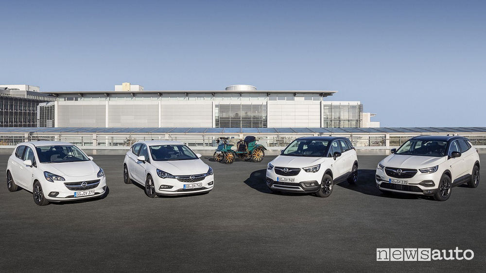 Opel 120 anni