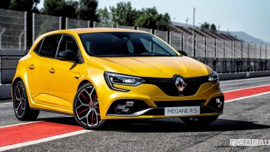 Photo of Renault Mégane RS Trophy 2019, bolide da 300 CV