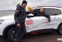 Viaggio a Oslo con Fabio Volo e la Citroen C5 Aircross