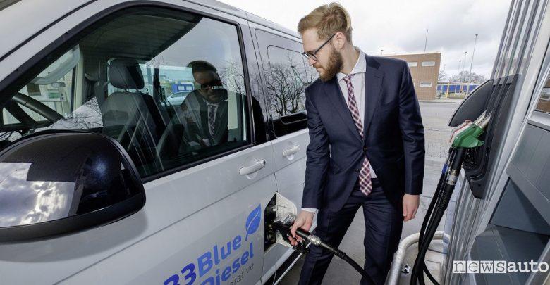 Volkswagen 'salva' il diesel: ecco il carburante del futuro