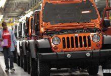 Dazi USA Cina fabbrica Jeep
