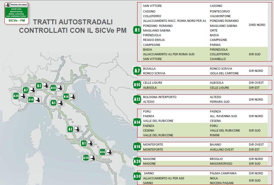 Mappa tutor 2018 SICVe PM