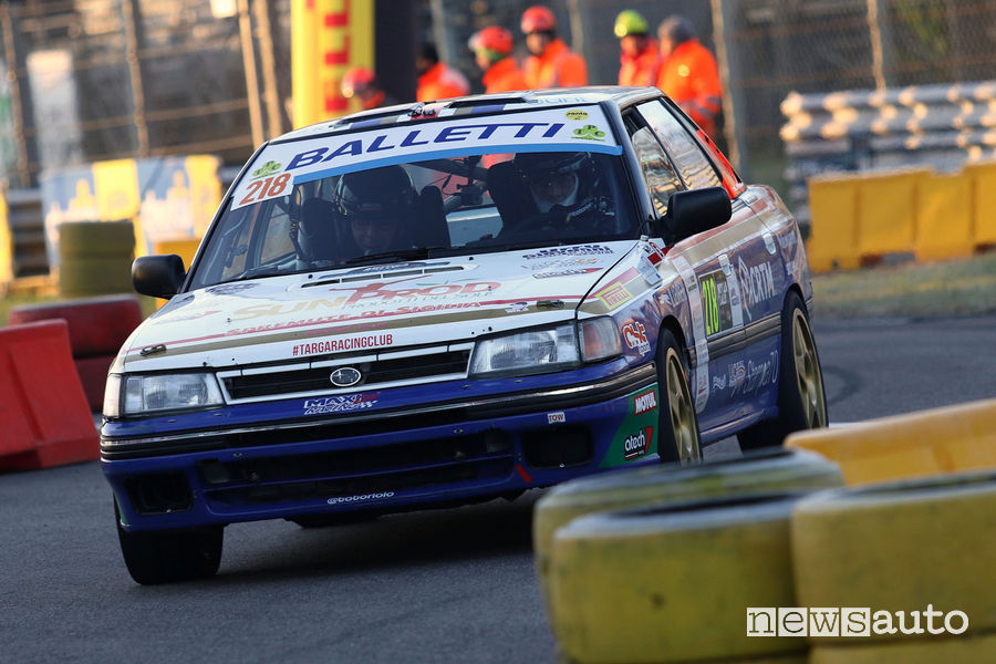 Monza_Rally Show 2018 auto storiche Riolo