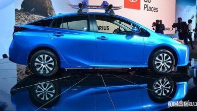 Toyota Prius 2019 Salone di Los Angeles 2018
