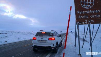 Viaggio al Circolo Polare Artico