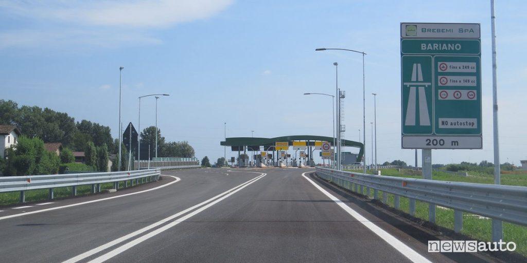 App per l'Autostrada A35 Brebemi