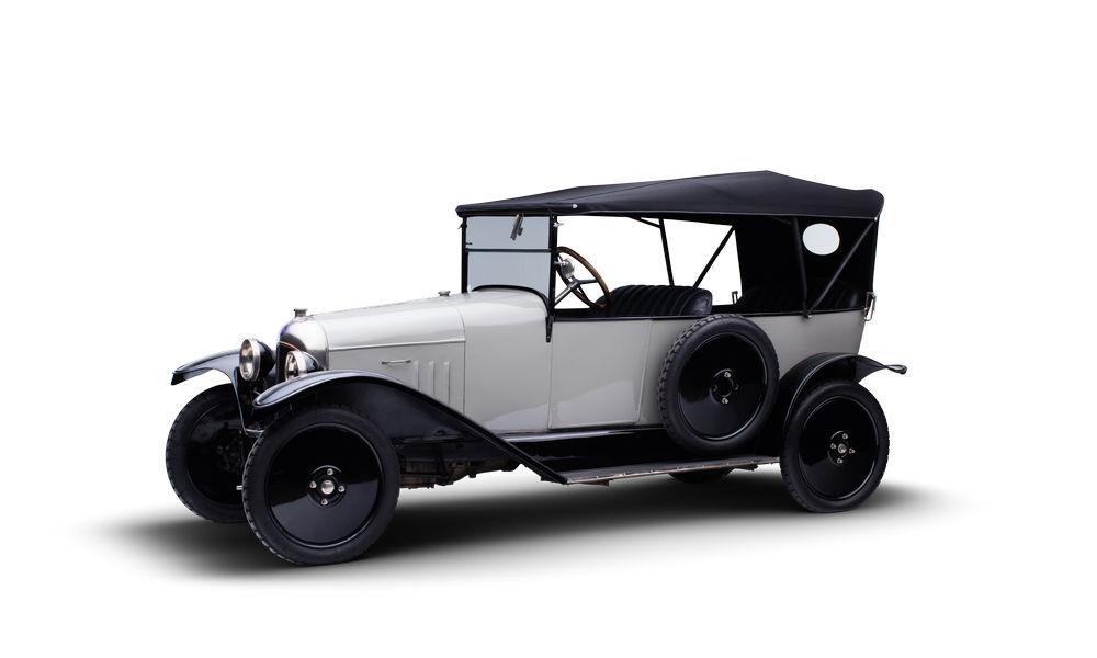 Citroën Type A, la prima auto prodotta da André Citroën nel 1919