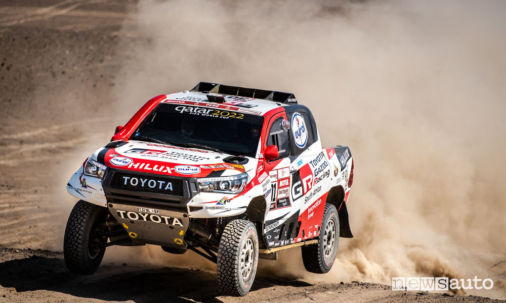 Dakar 2019 Toyota