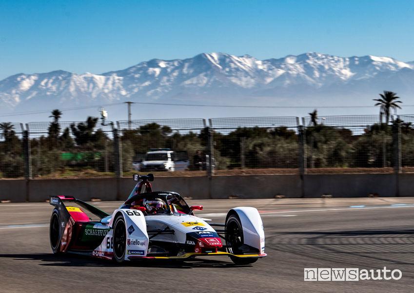 Formula E 2019 E-Prix Marocco, Audi e-tron FE05
