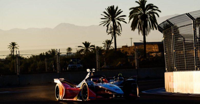Formula E 2019 E-Prix Marocco, Jerome D'Ambrosio Team Mahindra