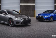 Photo of Lexus RC F 2020, anteprima al Salone di Detroit