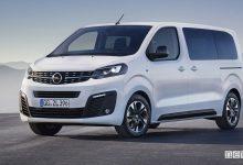 Nuova Opel Zafira 2019