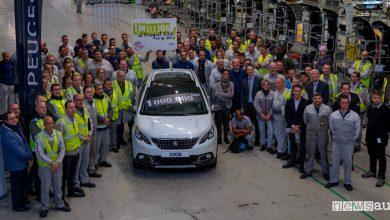 Peugeot 2008 1 milione