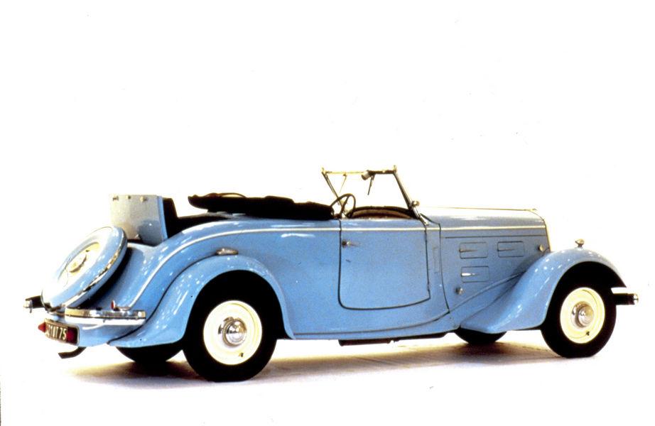Peugeot 601 D cabriolet