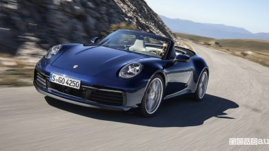 Photo of Porsche 911 Cabriolet 2019, auto sportiva scoperta!