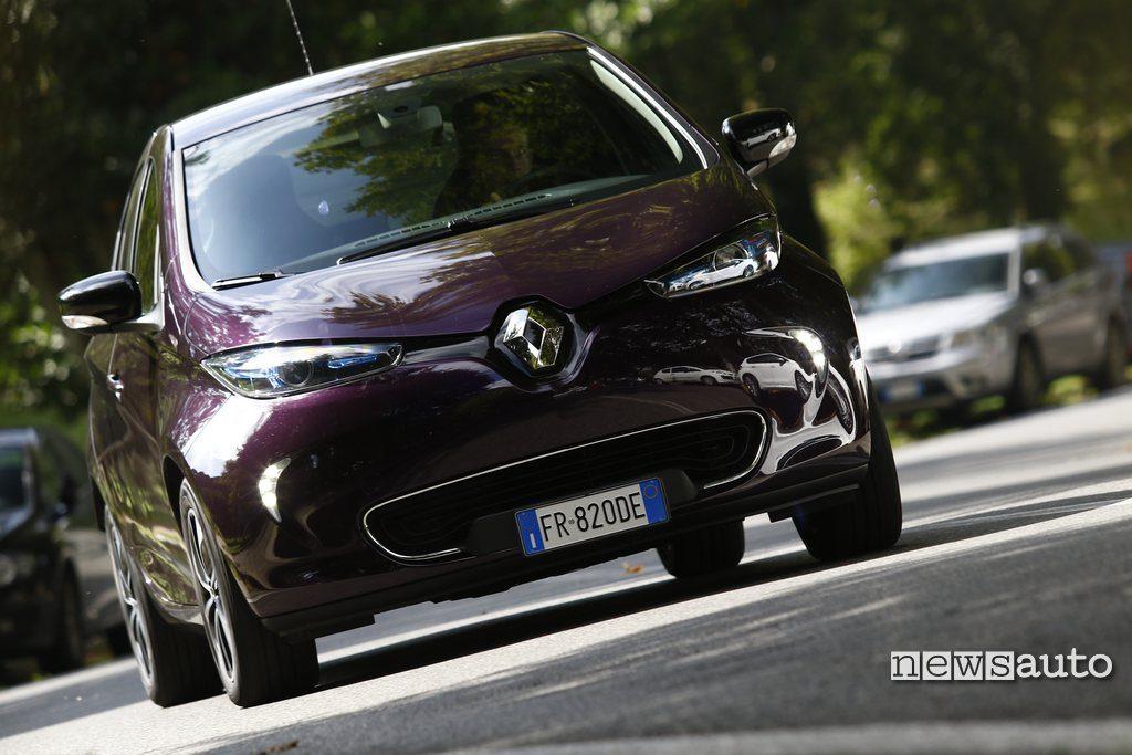 vendite auto elettriche agosto 2019 Renault Zoe