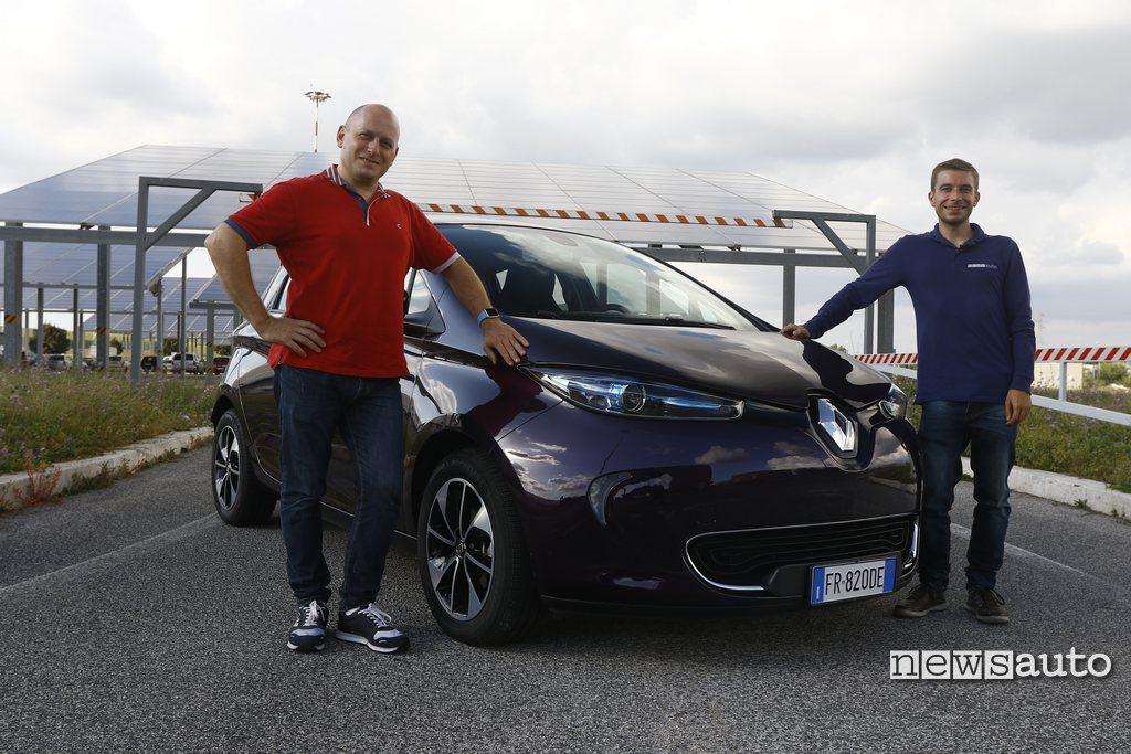 Renault Zoe R110 2019 43 Marco Paternostro e Salvatore Perna