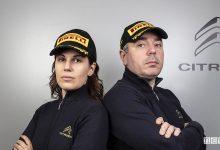 Pilota e Navigatore Citroën CIR Rally 2019