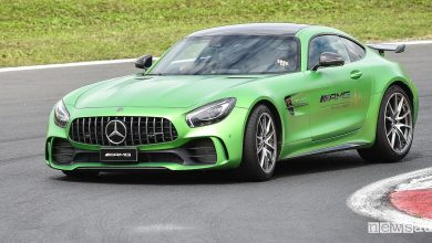 Photo of Corso di guida sportiva, calendario AMG Driving Academy 2019