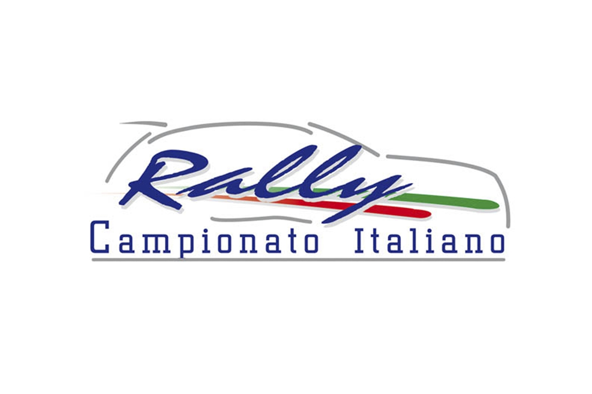 LOGO cir campionato italiano-rally