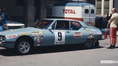 Auto storica: le DS con la sigla SM Sport Maserati