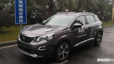 Photo of Test guida autonoma, PSA in Cina su strade aperte