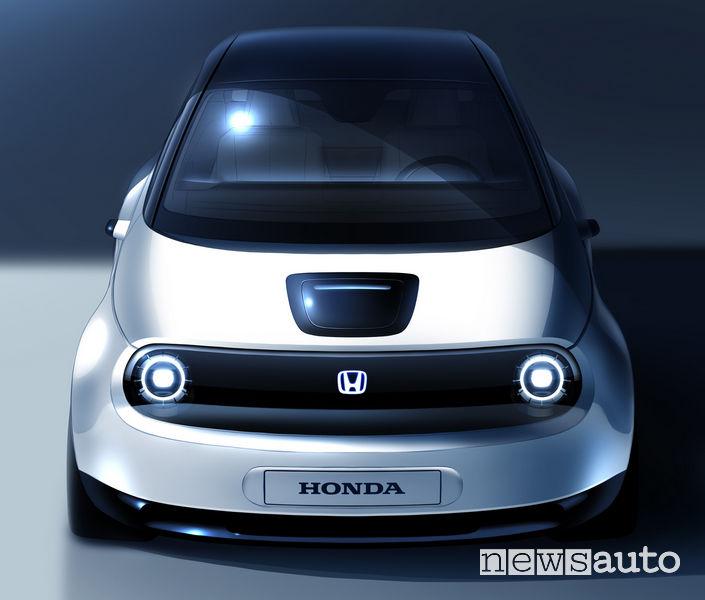 Auto elettrica Honda EV