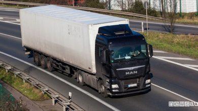 Revisione mezzi pesanti truck