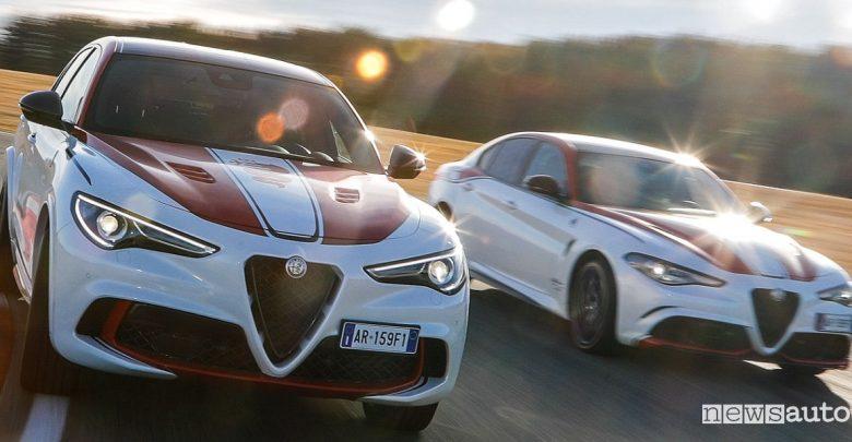Alfa Romeo Ginevra 2019