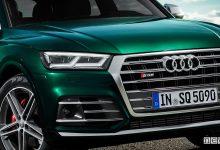 Audi SQ5 TDI SUV sportivo diesel