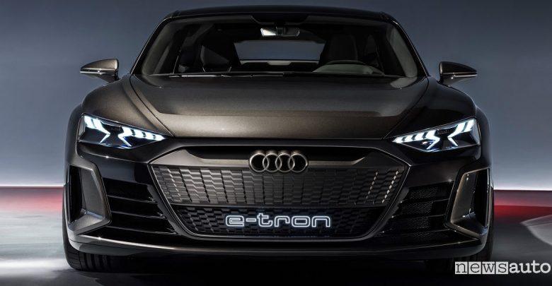 Audi Ginevra 2019, auto ibride ed elettriche