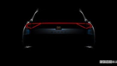 SUV Coupé, nuovo modello sportivo Cupra