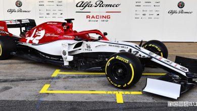 F1 2019 Alfa Romeo C38
