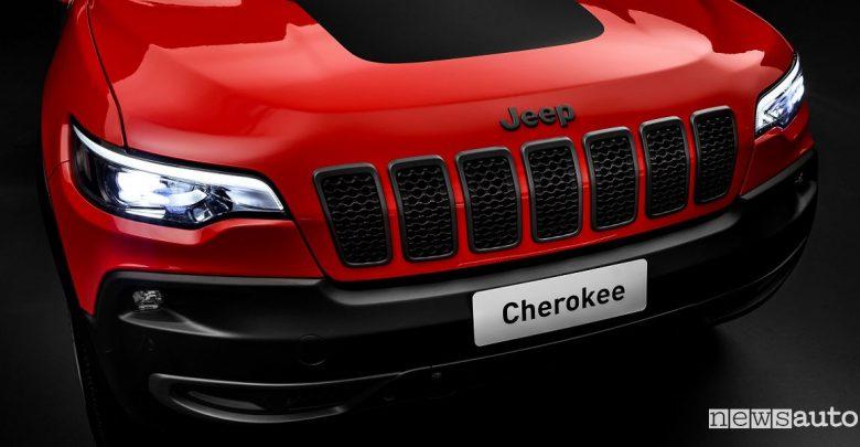 Jeep Ginevra 2019 Cherokee Trailhawk