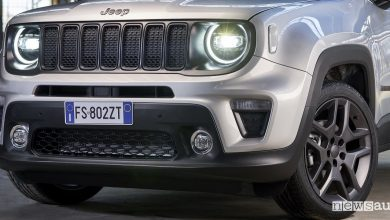 "Photo of Jeep Renegade 2019, nuova versione sportiva ""S"""
