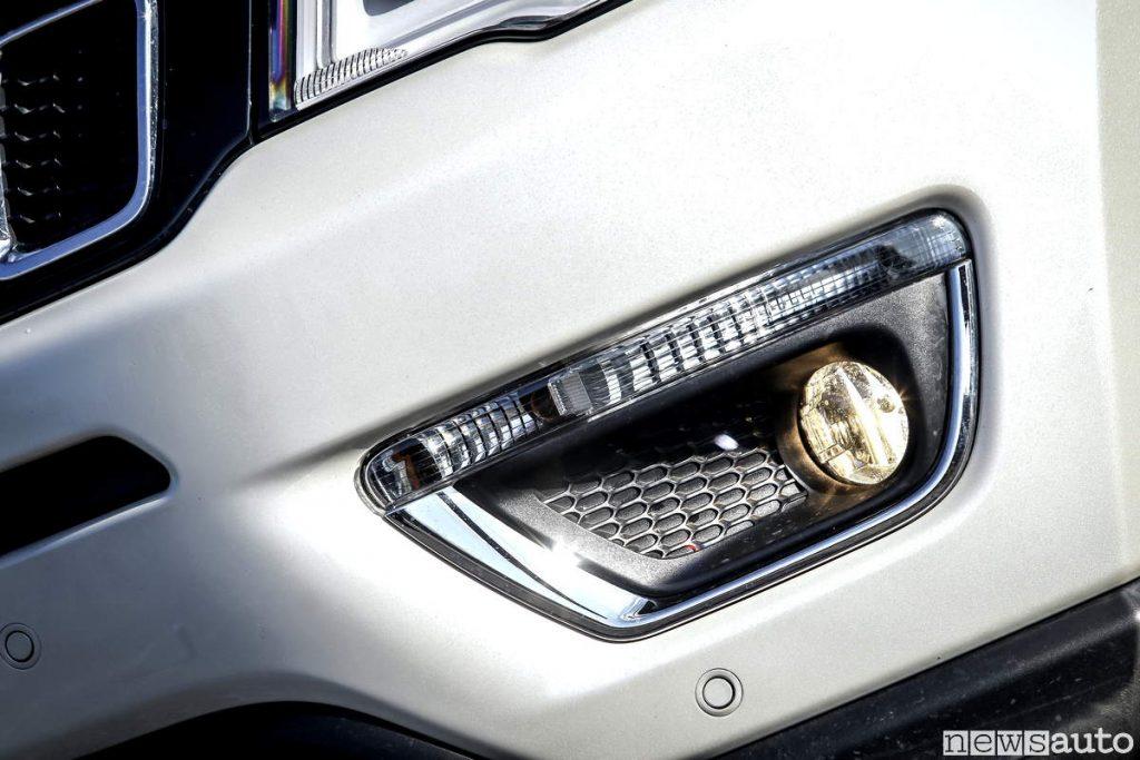 Fari fendinebbia anteriori Jeep compass limited 2019
