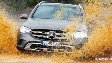 Mercedes GLC 2019, novità Ginevra 2019