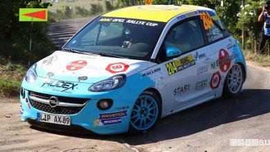 Opel rally 2019, ADAM R2