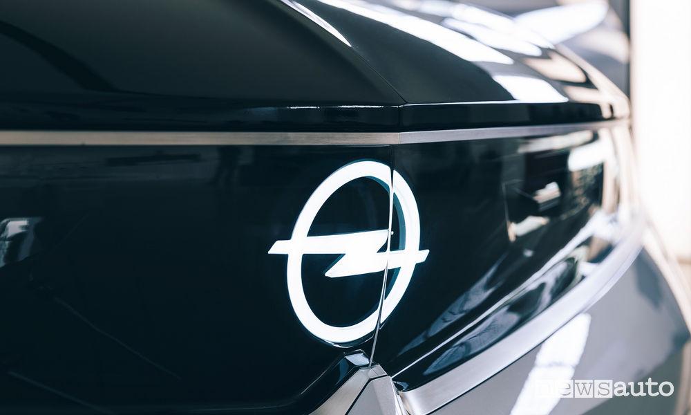 Opel concept GT X Experimental 2019, Vizor Opel