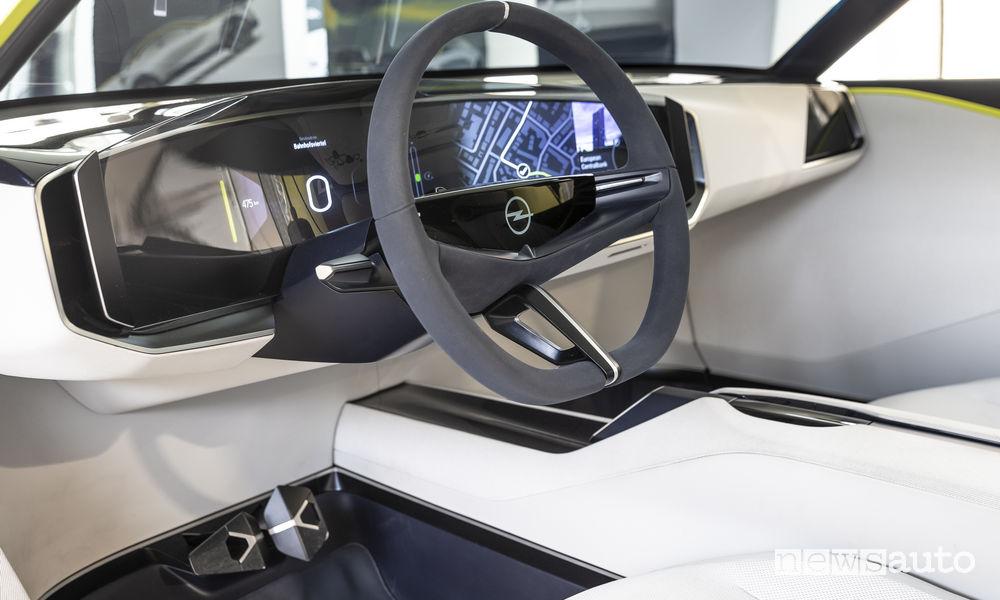 Opel concept GT X Experimental 2019, volante
