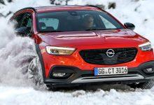 Opel Insignia 4x4 con trazione integrale evoluta Twinster