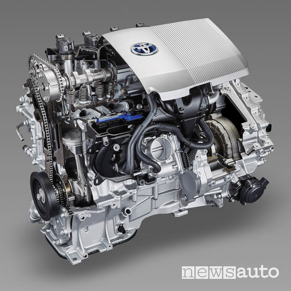 Toyota Corolla 2019, motore Full Hybrid Electric