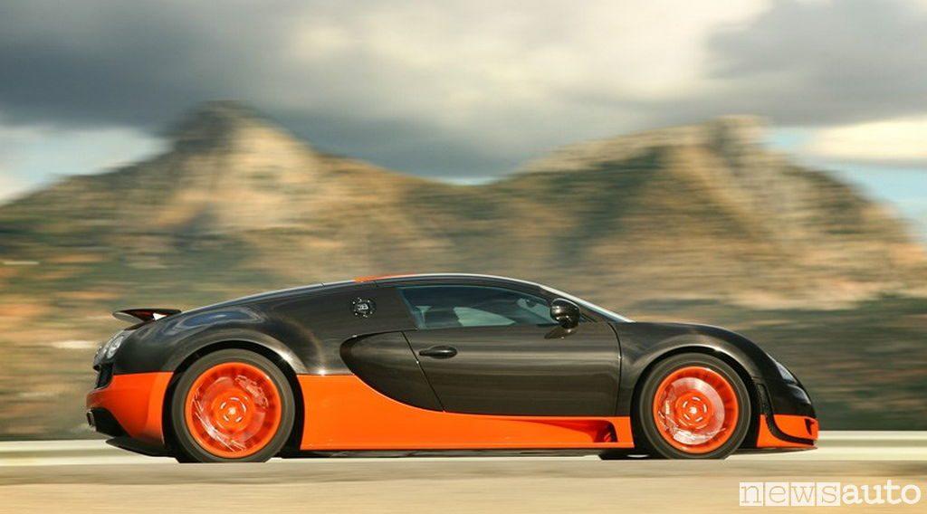 auto-piu-veloce-al-mondo-bugatti-veyron-sport 431 km/h
