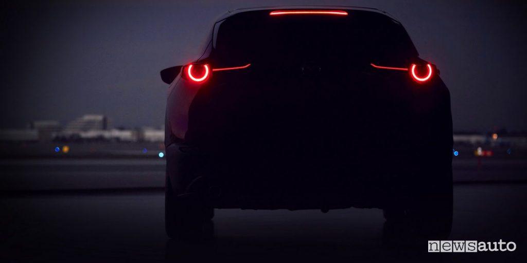 Nuovo SUV Mazda, anteprima Ginevra 2019