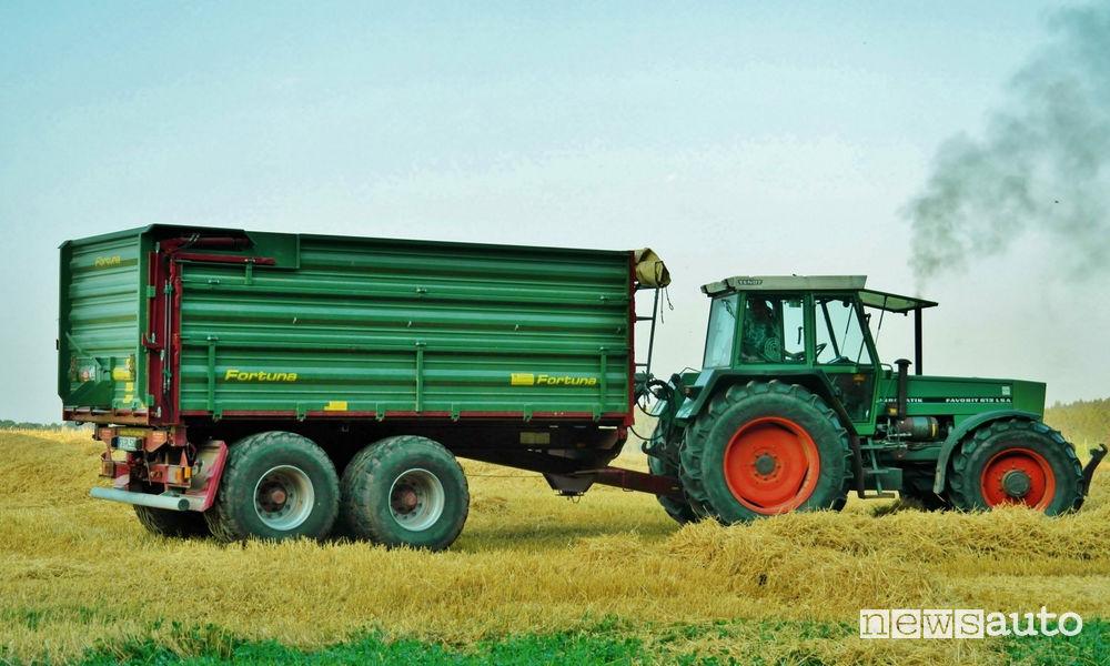 Incentivi agricoltura acquisto trattori